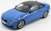 1:18 BMW M4 Coupé (bluemet.)