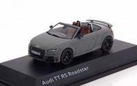1:43 AUDI TT RS Roadster 2017 Nardo Grey
