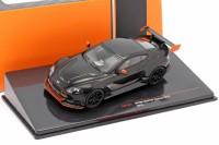1:43 ASTON MARTIN Vantage GT12 2015 Black/Orange