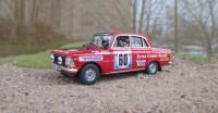 1:43 MOSKVICH – 1500 WRC rally SAFARI 1975 Aziz Tejpar / Natu Vadgama Satra Conder Racing, England
