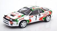 "1:18 TOYOTA Celica Turbo 4WD (ST185) #7 ""Castrol"" Kankkunen/Pironen Rally Monte Carlo 1993"