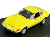 1:43 OPEL GT 1968-1973 Yellow