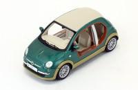"1:43 FIAT 500 Castagna EV ""Kadhafi"" 2009 Green"
