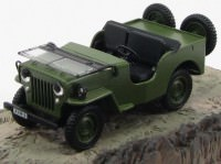 "1:43 WILLY'S Jeep M606 ""Octopussy"" 1983"