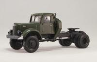 1:43 МАЗ-501В  Полноприводный (4х4) седельный тягач, 1952 г.