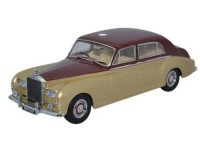 1:43 ROLLS ROYCE Phantom V James Young 1962 Burgundy/Silversand
