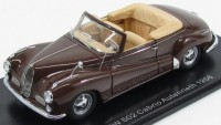 1:43 BMW 502 Convertible Autenrieth 1956 Brown