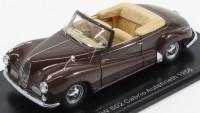 1:43 BMW 502 Convertible Autenrieth 1956 Brown