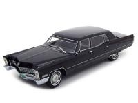 1:18 CADILLAC Fleetwood 75 Limousine 1967 Black