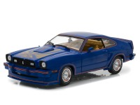 1:18 FORD Mustang II King Cobra 1978 Blue/Red/Gold