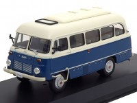 1:43 Автобус Robur LO3000 1972 Blue/White