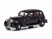 1:43 Humber Snipe Saloon - 1938 with 3 side windows (black)