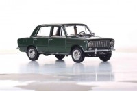 "1:18 ВАЗ-2101 ""Жигули"" 1971 зеленый (номер 19-37 лда)"