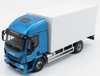 1:43 IVECO EUROCARGO  фургон 2015 Blue and white