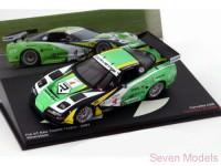 1:43 CHEVROLET Corvette C5R #4 Kumpen-Longin FIA GT 2007