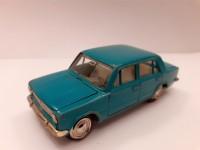 1:43 ВАЗ-2101 сине-зеленый