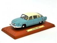 1:43 TATRA 603 (первая серия) 1960 Blue/White