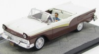 "1:43 FORD Fairlane Skyliner ""Die Another Day"" 2002 Brown/White"