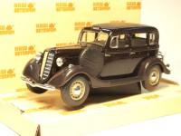 1:43 Горький-М1 такси, тёмно-коричневый