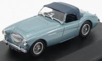 1:43 AUSTIN-HEALEY 100 BN1 1953 Healey Blue