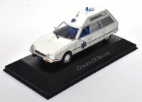 1:43 CITROEN CX Heuliez White