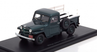 1:43 JEEP WILLYS Pick Up 4x4 1954 Green
