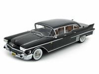 1:18 CADILLAC Fleetwood 75 Limousine 1958 Black