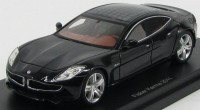 1:43 FISKER Karma 2011 Metallic Black