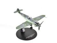 1:72 Messerschmitt Bf 109G-10 Erich Hartmann (352 победы) 1945