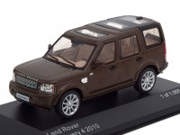 1:43 LAND ROVER Discovery 4 4x4 2010 Metallic Brown