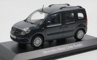 1:43 MERCEDES-BENZ Citan Kombi (W415) 2013 Metallic Dark Grey