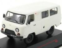 1:43 УАЗ-452 (39625) 1995 Светло-серый