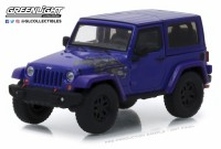 1:43 JEEP Wrangler 4x4 Winter Edition 2017 Xtreme Purple