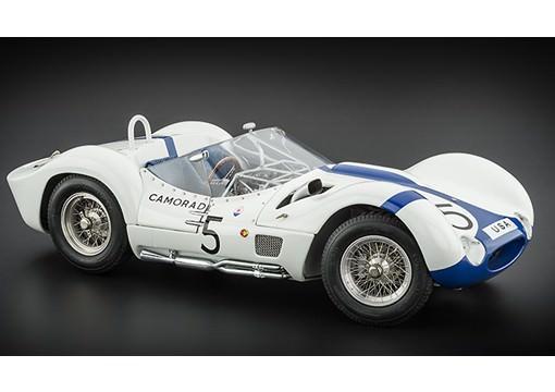 1:18 Maserati Tipo 61 Birdcage #5 1000 Km Rennen Nurnburgring 1960 S.Moss - D.Gurney