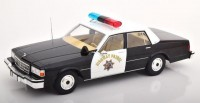 "1:18 CHEVROLET Caprice ""California Highway Patrol"" 1987"