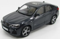 1:18 BMW X4 2015 (darkgrey)