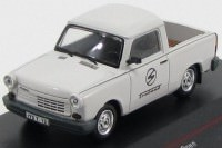 1:43 TRABANT 1.1 Pick-Up Open 1990 Light Grey