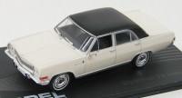1:43 OPEL DIPLOMAT V8 Limousine 1964-1967 Crème/White