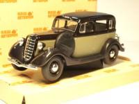 1:43 Горький-М1 такси, темно-коричневый с серым