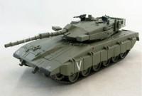 1:72 # 11 Merkava MK III (журнальная серия)
