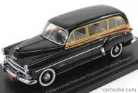 1:43 CHEVROLET Styleline Deluxe Station Wagon 1952 Black/Wood