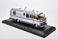 1:43 кемпер AIRSTREAM Excella 280 Turbo 1981 Silver