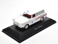 1:43 SIMCA Marly White