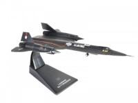 """1:144 Lockheed SR-71 """"Blackbird"""" стратегический сверхзвуковой разведчик ВВС США 1966-1990 (Udvar-Hazy 2003)"""