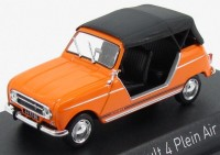 1:43 RENAULT R4L Plein Air 1968 Orange
