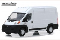 1:43 RAM ProMaster 2500 Cargo High Roof 2018 Bright White