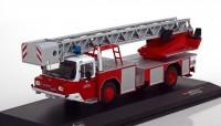 "1:43 MAGIRUS DLK 2312 ""Feuerwehr Frankfurt"" (пожарная лестница)"
