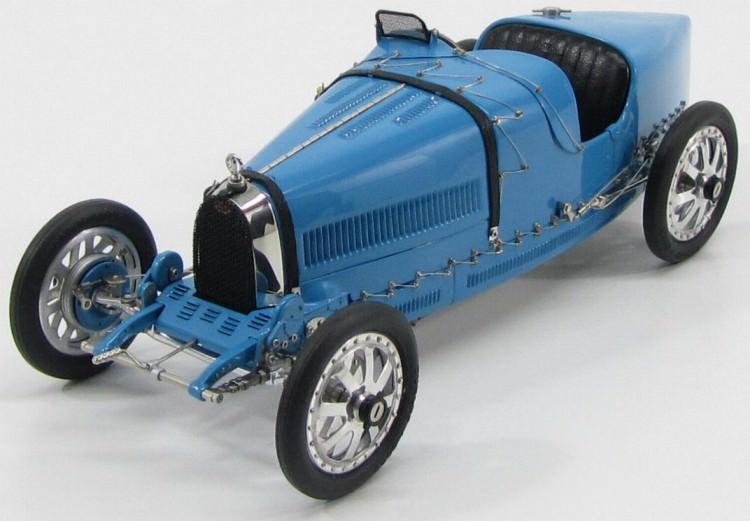 1:18 Bugatti T35 Grand Prix, 1924 (blue)