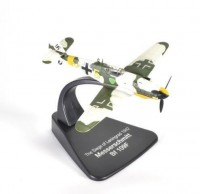 "1:72 Messerschmitt Bf109F JG54 ""Green Hearts"" Ленинград 1942"