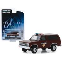"""1:64 CHEVROLET K-5 Blazer """"Sheriff"""" 1981 (из т/с """"Секретные материалы"""")"""